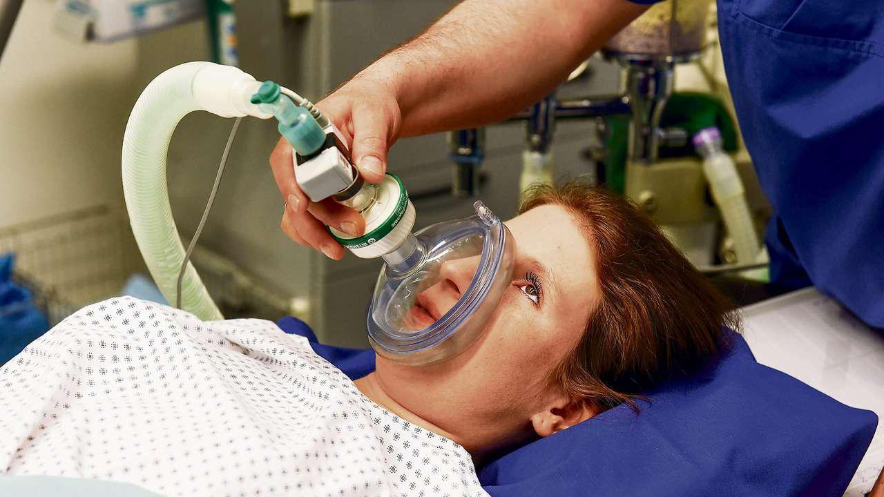 Головокружение после местной анестезии
